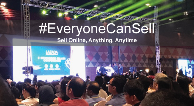 #Everyone Can Sell by Lazada