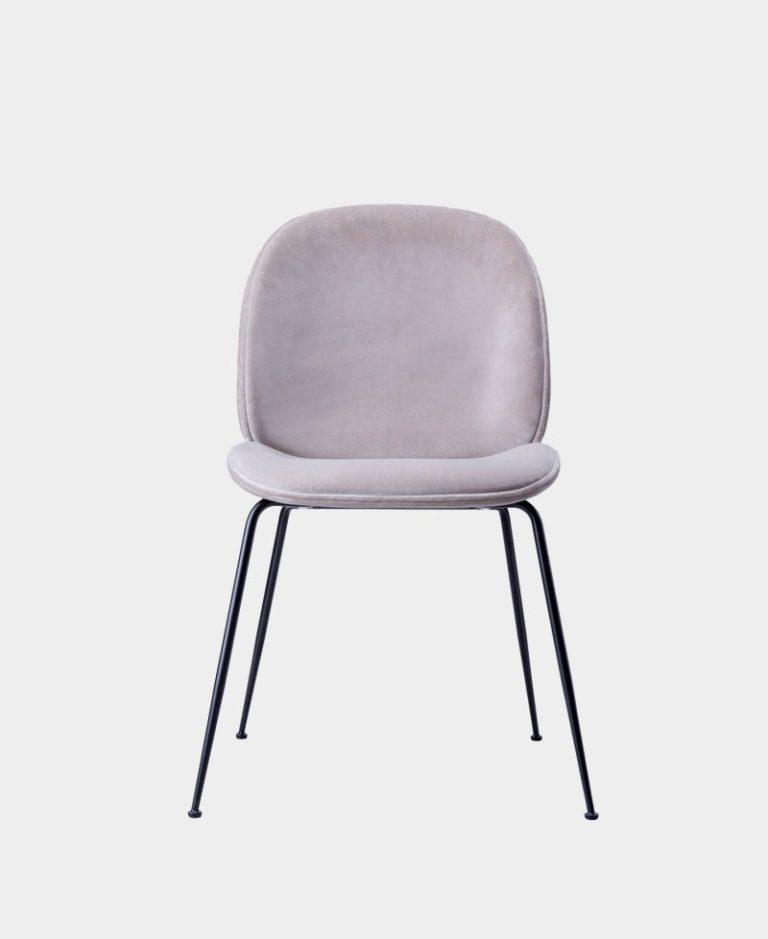 Designer fabric chair